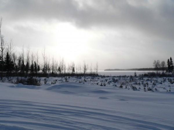 oujebougamau, north quebec