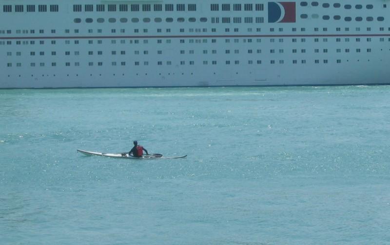 Key West, Kayak