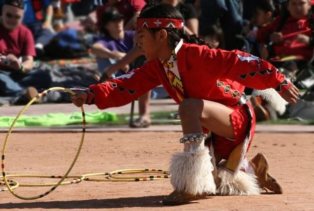 Hoop Dance Festival