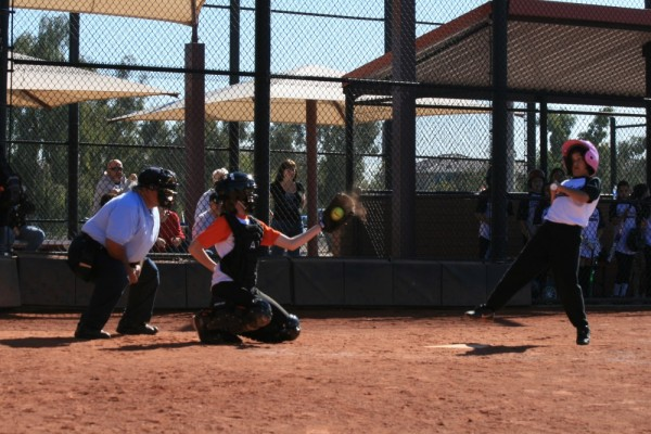catcher, softball, baseball