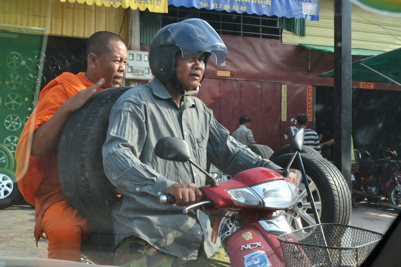 Siem Reap - Cambodge 1
