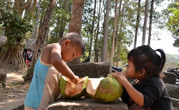 Siem Reap - Cambodge 4