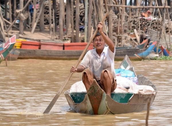 Siem Reap - Cambodge 8