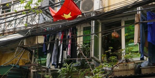 Hanoi fenètre