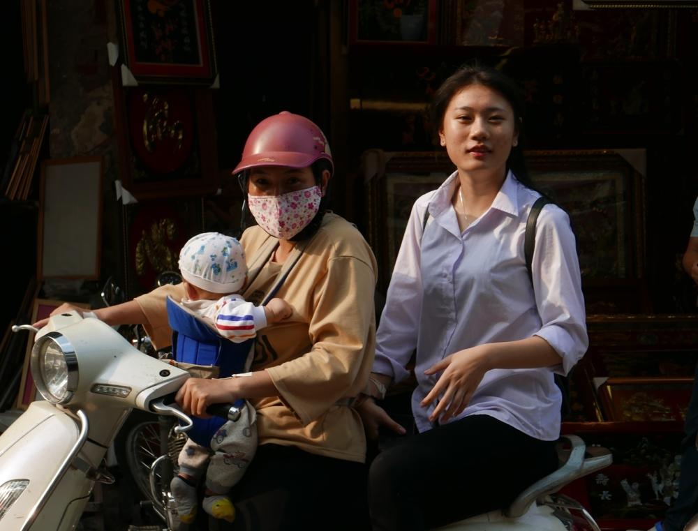 Hanoi, famille