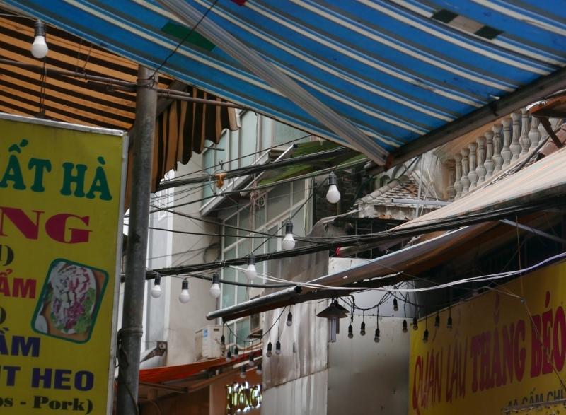 Hanoi décor