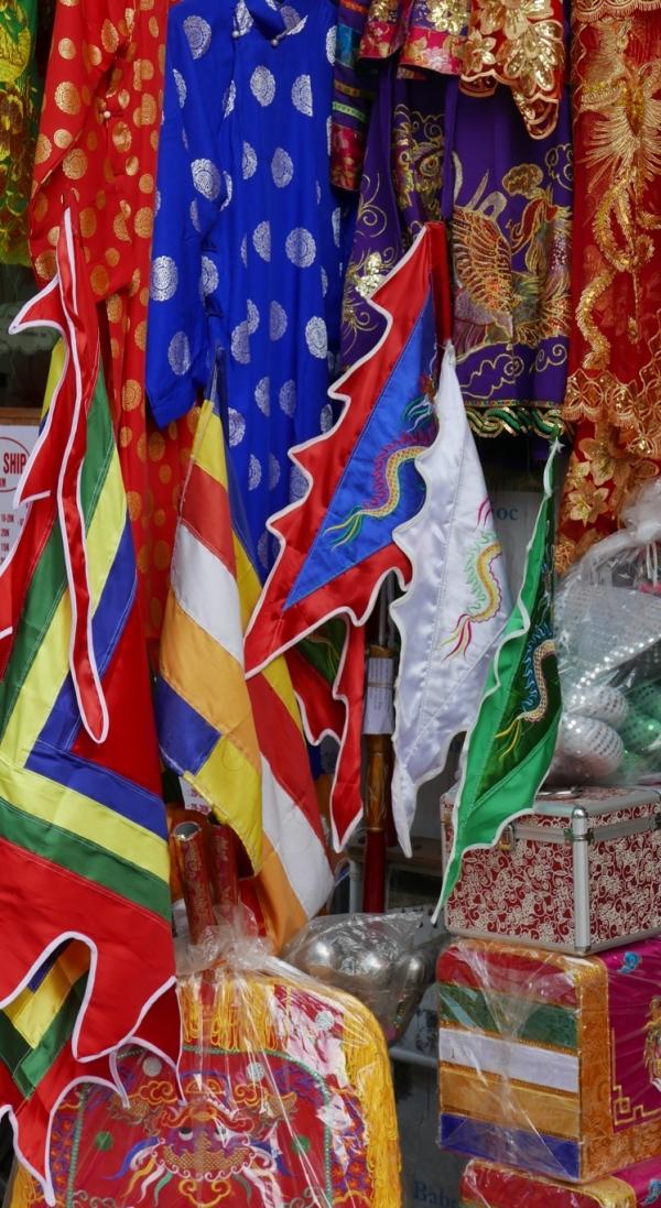 Hanoi croyances, couleurs