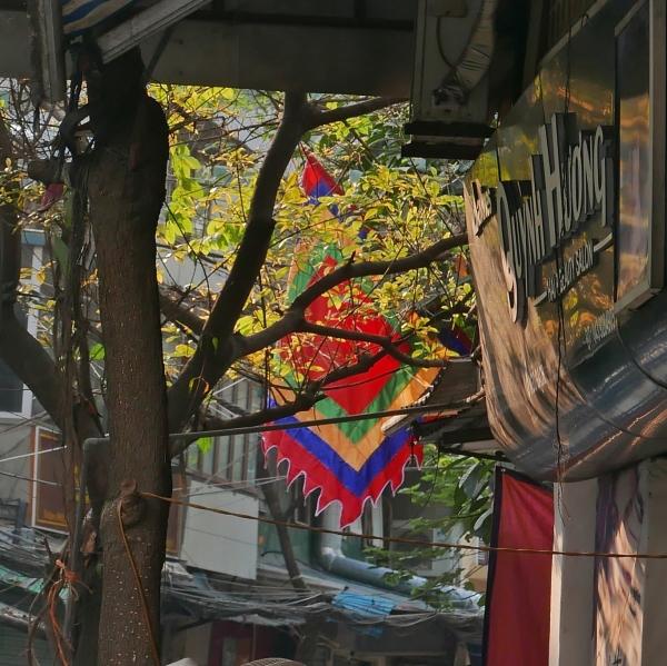 Hanoi pagode
