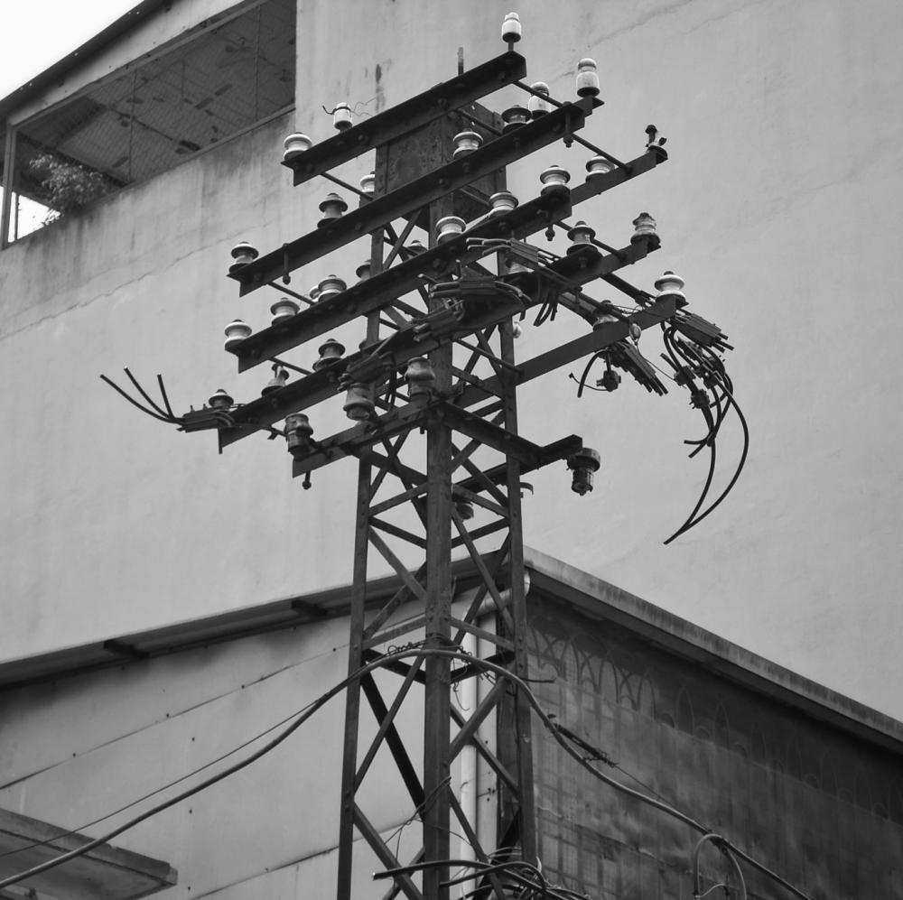 Hanoi friche électrique