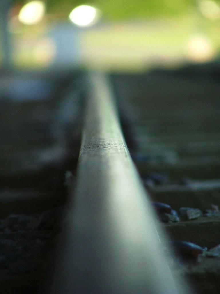 trains track