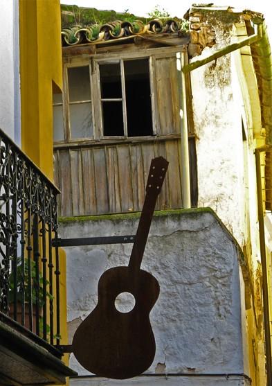 Guitar Shop Symbol