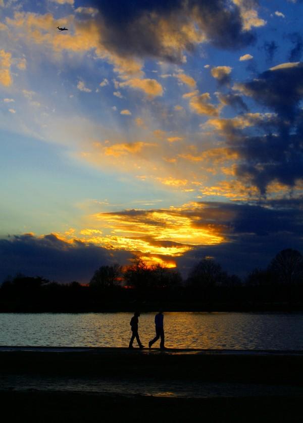 Sunset Promenade