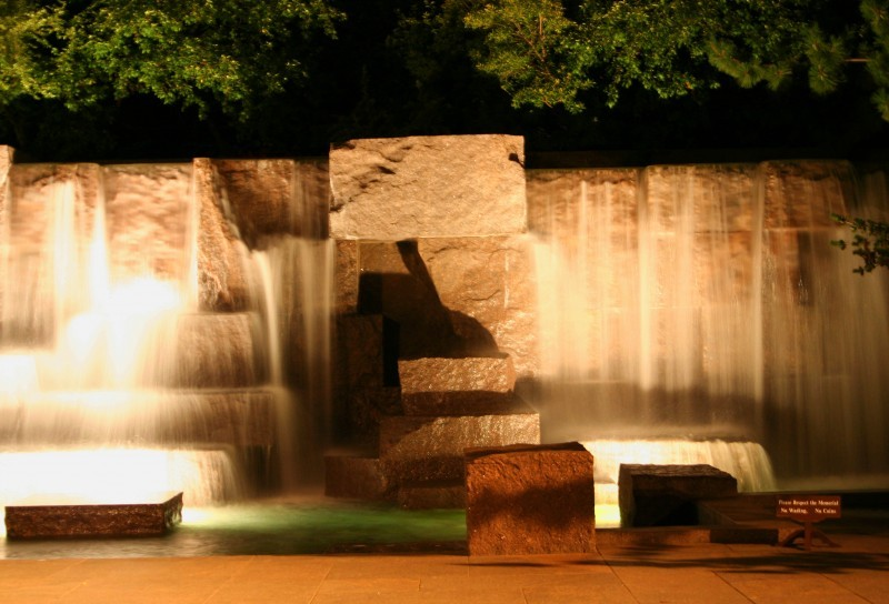 FDR Memorial revisited