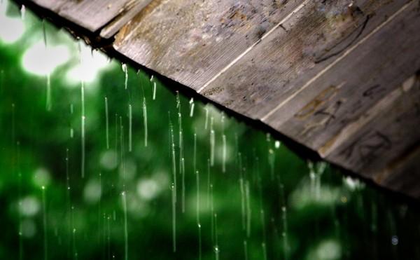 Old Rag Rain