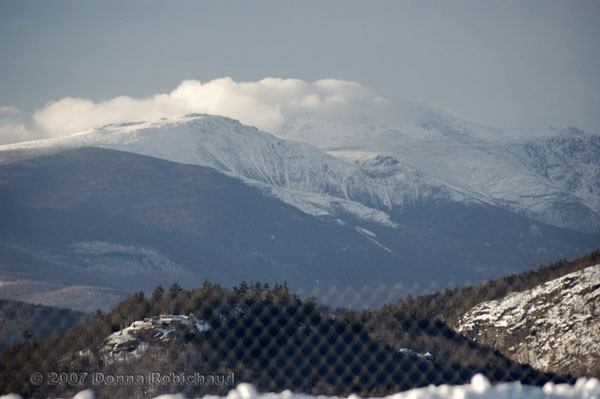 White Mountains North Conway New Hampshire
