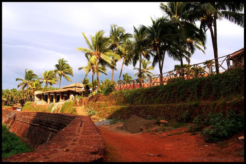 Taj Fort Aguida, Goa