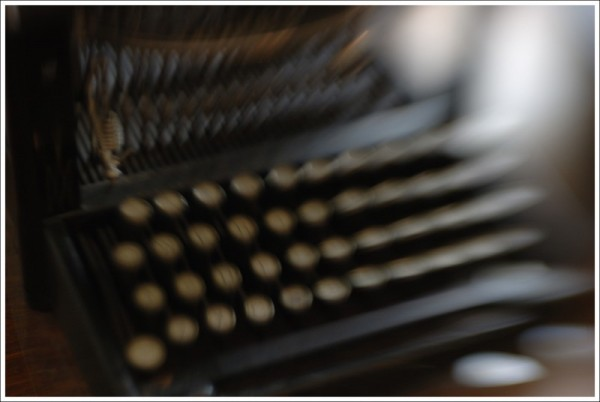 old keyboard