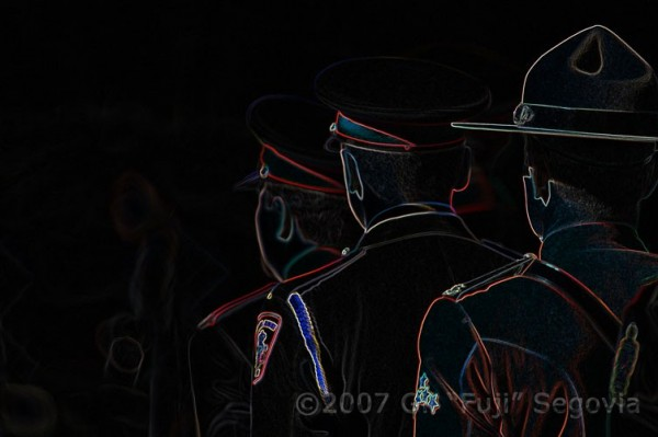 Cops on Parade