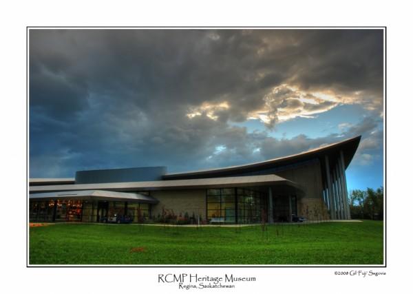RCMP Heritage Centre, Regina, Saskatchewan