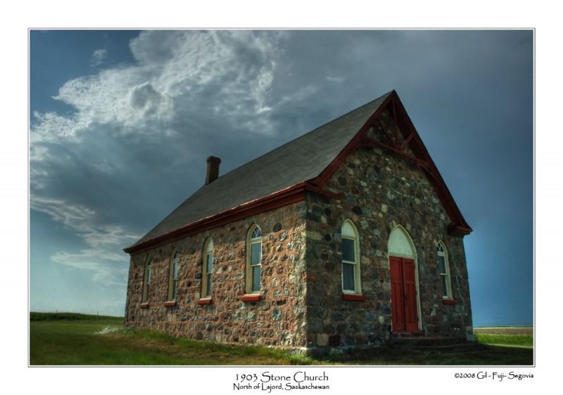 1903 Stone Church