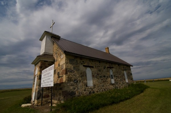 Stone Church near Motherwell