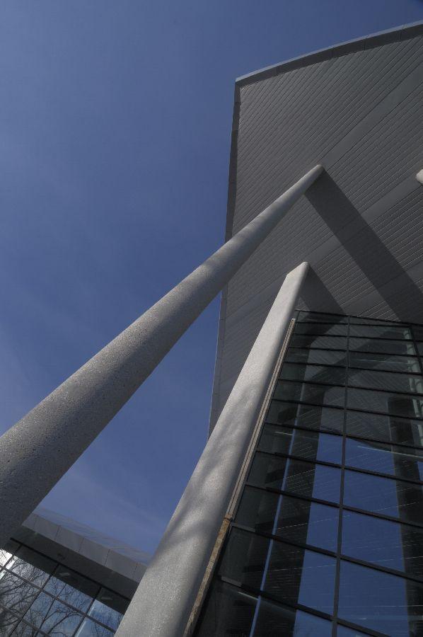 Glass and Pillar