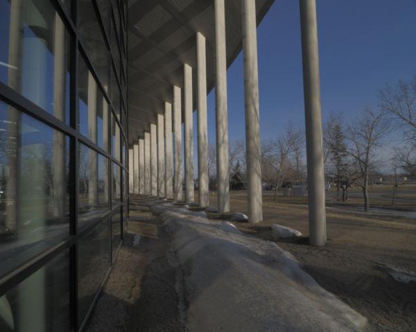 Pillars and Glass Again