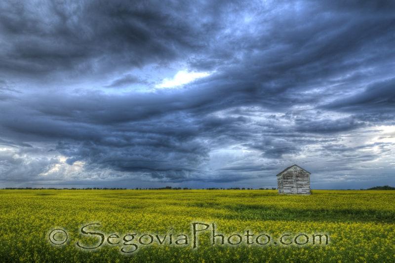 Storm at Cutknife