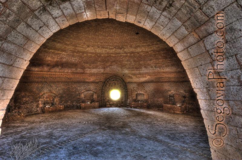 A View into a Kiln