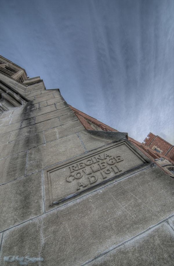 Regina College 1911