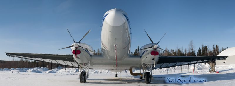The Big Bell Geospace DC-3