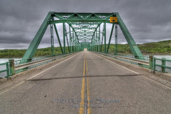 The Gabriel Bridge