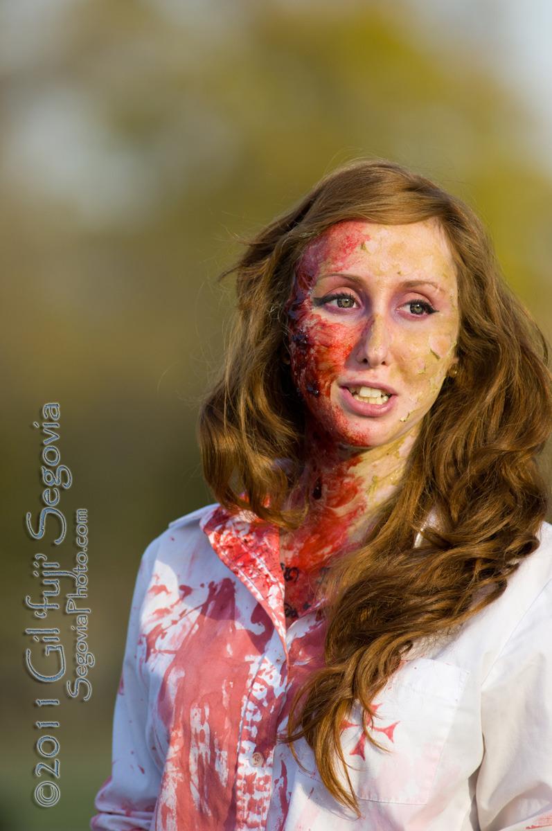 Redhead Zombie