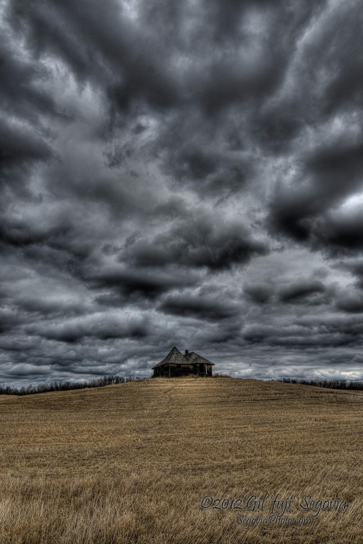Gloom on the Prairies