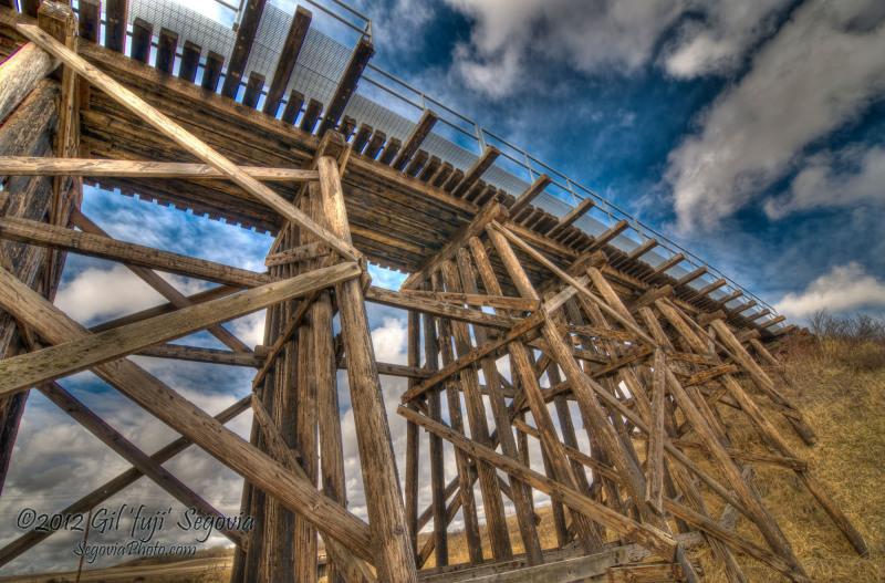 A Trolls view of a Bridge