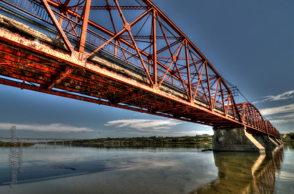 The Outlook Trans-Canada Trail Pedestrian Bridge