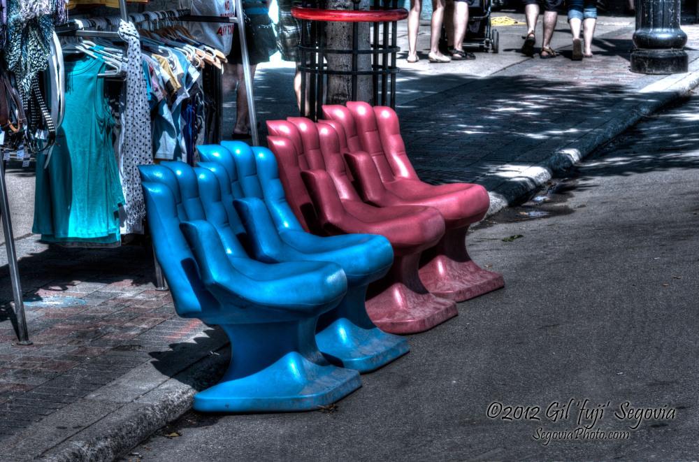 Handy Seating