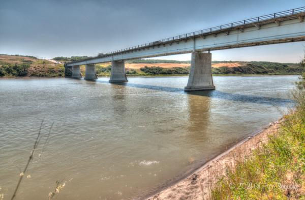The Petrofka Bridge