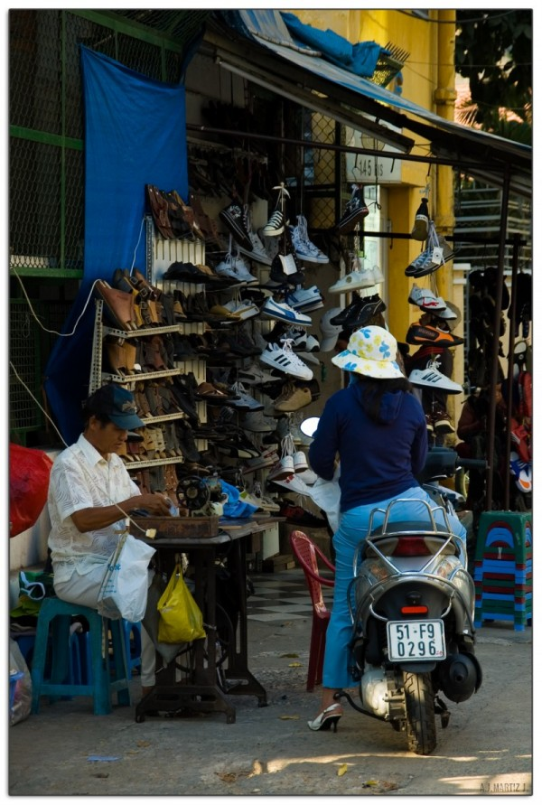The Tailor of Ho Chi Minh City