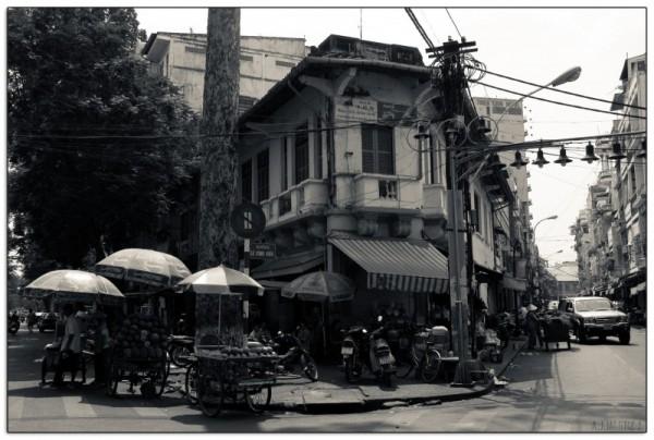 Ho Chi Minh City Streets