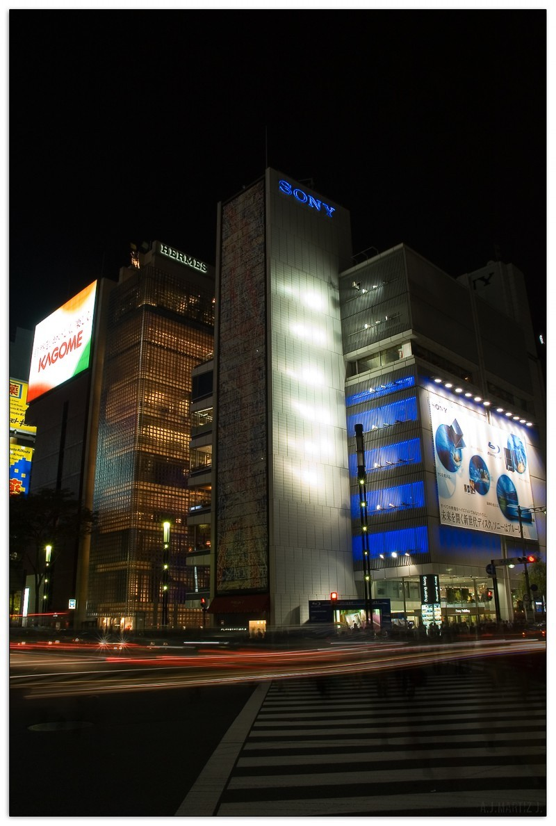 Ginza Crossing
