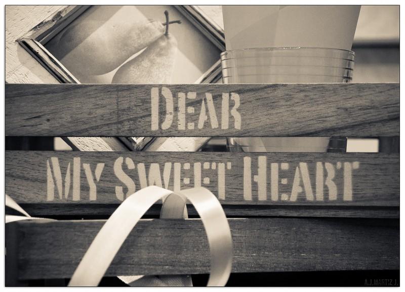 Dear My Sweet Heart