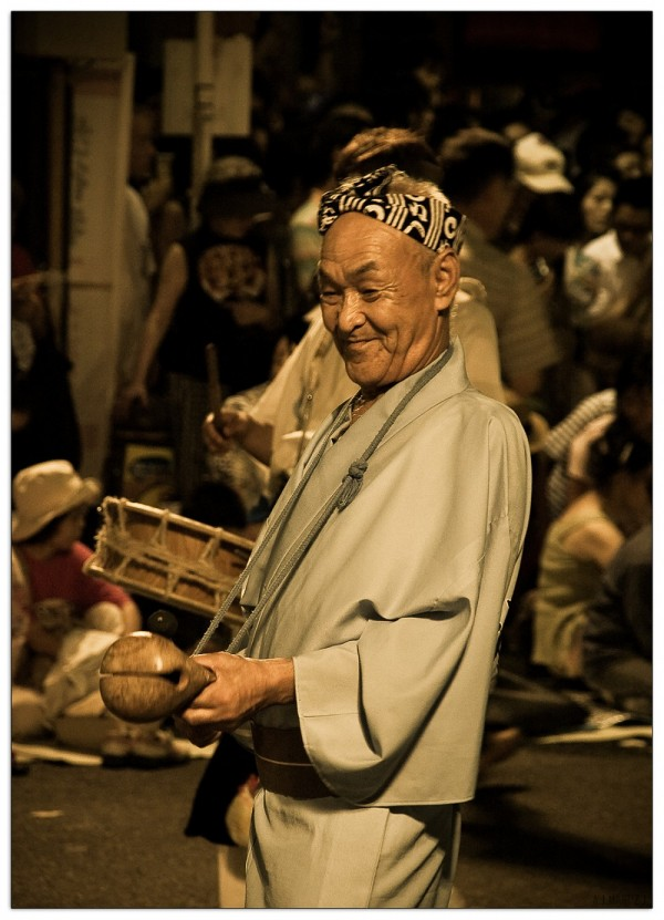 Kōenji Matsuri Elder
