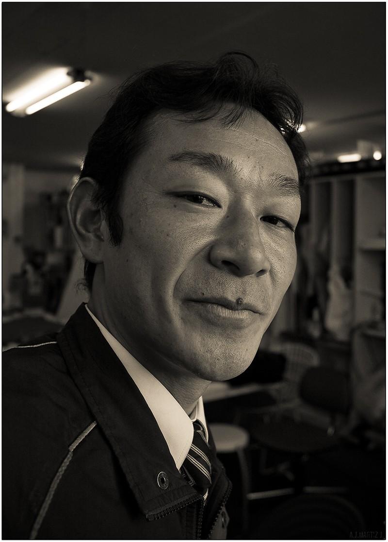 Mitsui-san