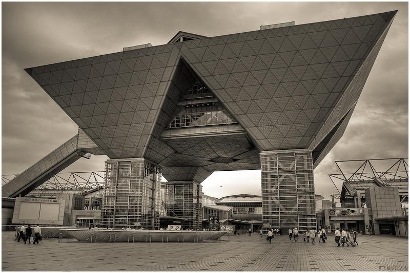 Tokyo Big Sight (II)