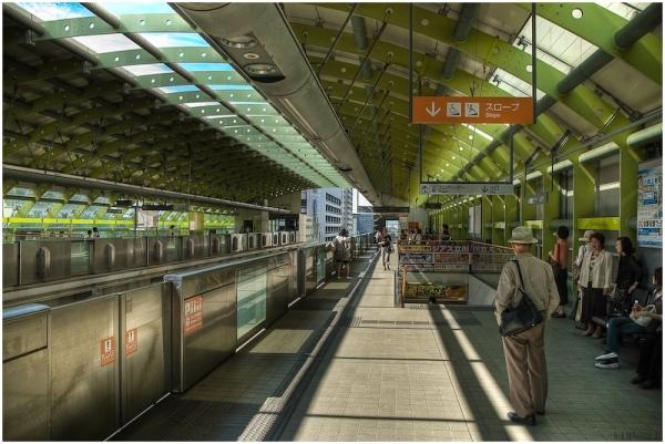 Tachikawa-Kita Station