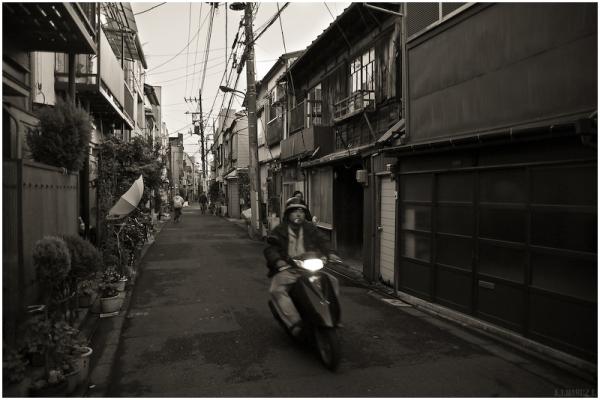 Urban Life (III)