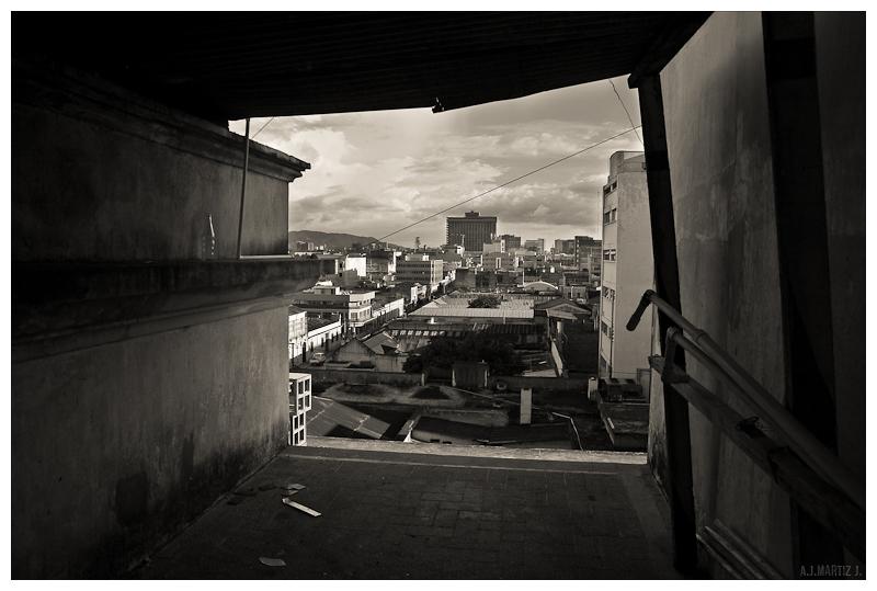 The Framed City