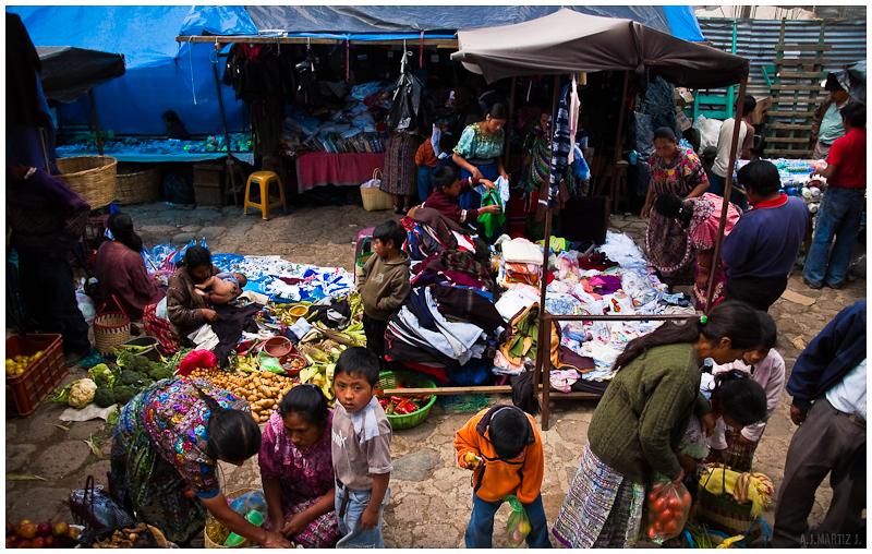 Tecpán Market