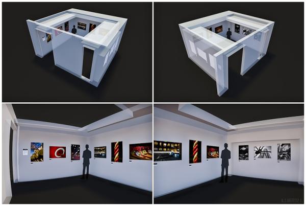 Admirals Club Exhibition